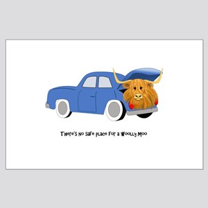 No Safe Place_Car Trunk Posters