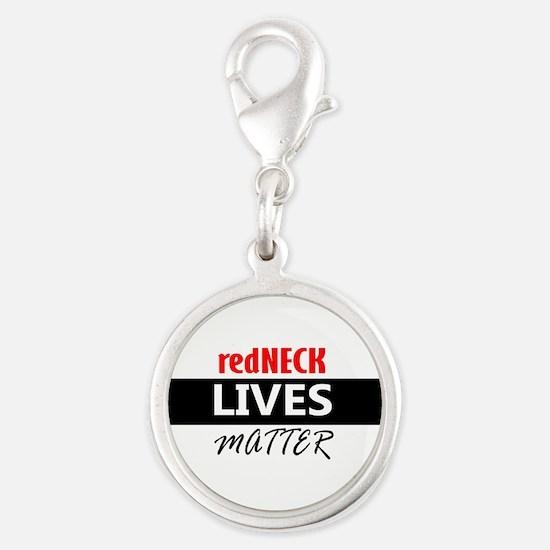 redNECK lives Matter Charms