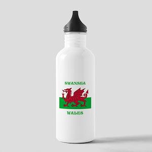 Swansea Wales Stainless Water Bottle 1.0L