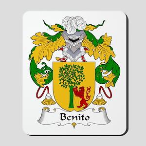 Benito Mousepad