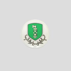 Canton St Gallen Mini Button