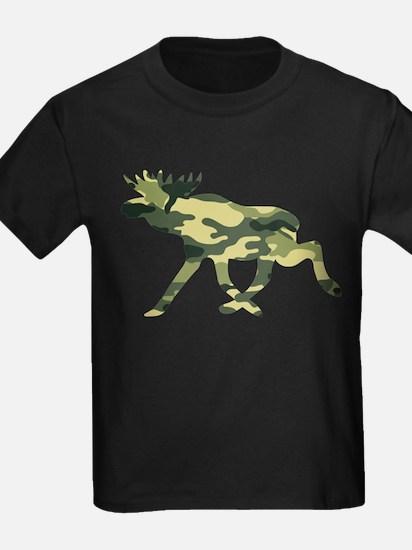 Moose Camouflage T-Shirt