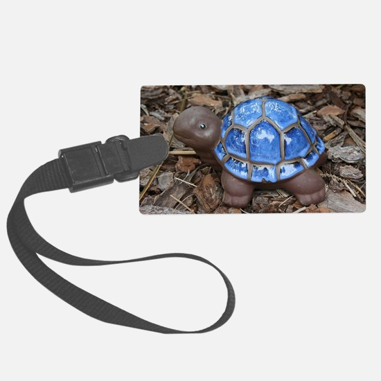 Cool Cute turtle Luggage Tag