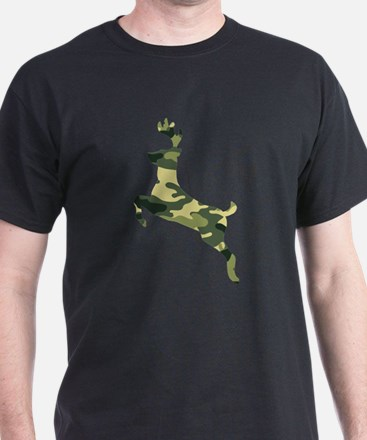 Deer Camouflage T-Shirt
