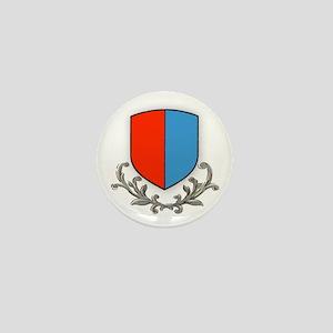Canton Ticino Mini Button