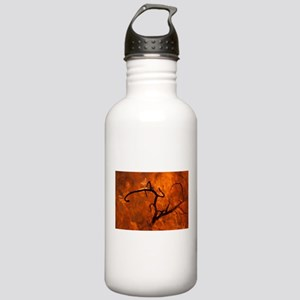 Fire Stainless Water Bottle 1.0L