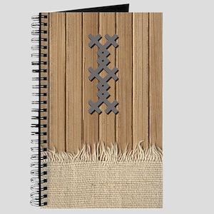 Cross Stitch Monogram Journal I