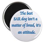 SAR Breed - v1 Magnet