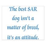SAR Breed - v1 Small Poster