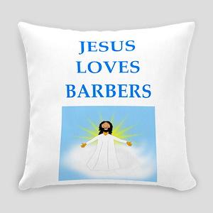 barber Everyday Pillow