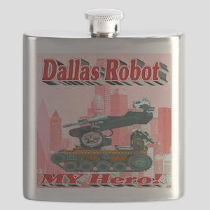 Dallas Robot My Hero! Flask