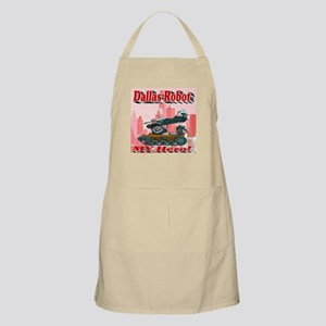 Dallas Robot My Hero! Apron