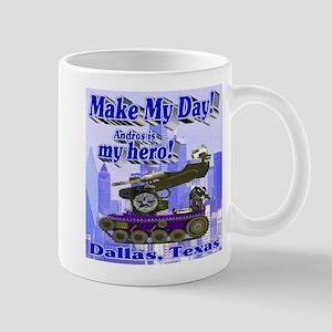 Make My Day Andros Mug