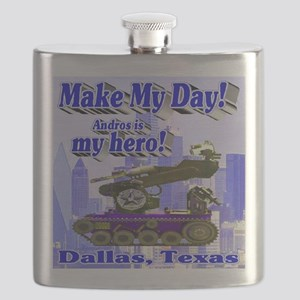 Make My Day Andros Flask
