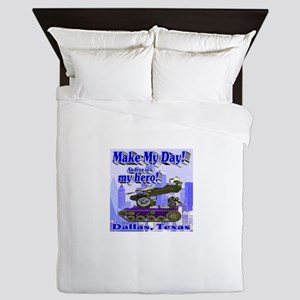 Make My Day Andros Queen Duvet