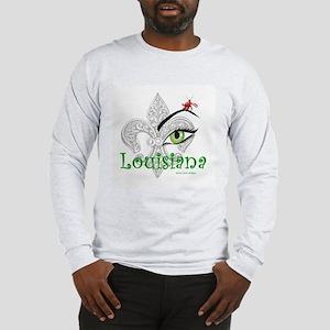 See Louisiana Men's Long Sleeve T-Shirt