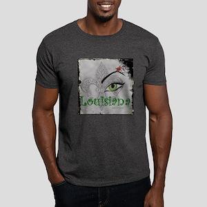 See Louisiana Vintage Men's Dark T-Shirt