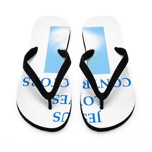 a414564767d352 Home Improvement Flip Flops - CafePress