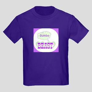 Gumbo Beast Kids Dark T-Shirt