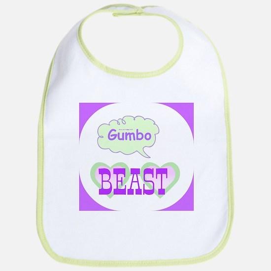 Gumbo Beast Bib