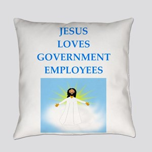 government Everyday Pillow