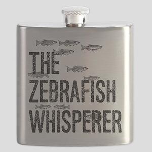 Zebrafish Whisperer Flask