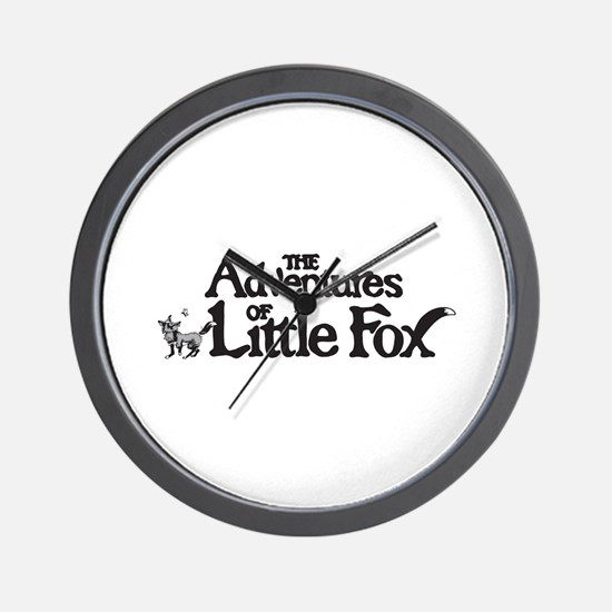Adventurefox Wall Clock