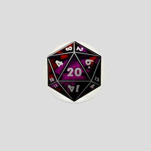 D20 color Mini Button