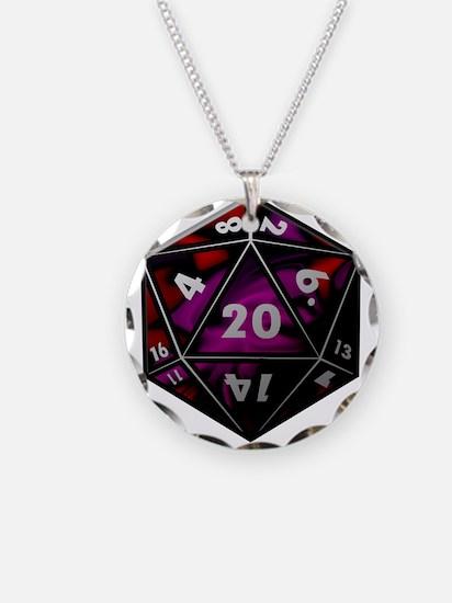 D20 color Necklace