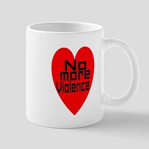 No more violence Mugs