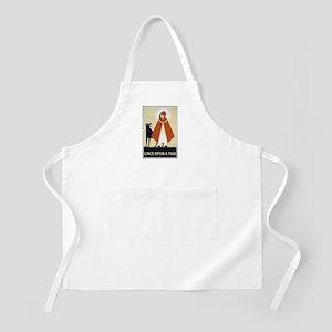 Red Riding Hood BBQ Apron