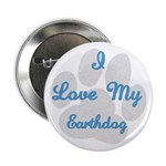 Love My Earthdog Button