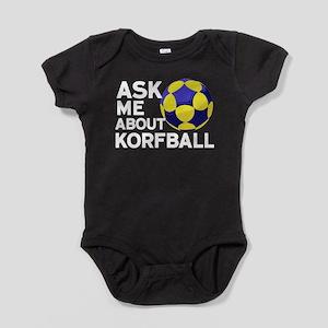 Korfball Baby Bodysuit