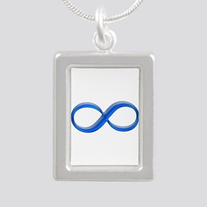 Infinity Symbol Necklaces