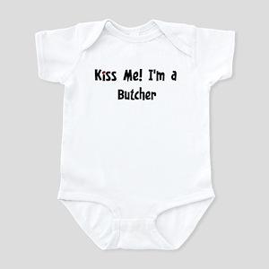 Kiss Me: Butcher Infant Bodysuit