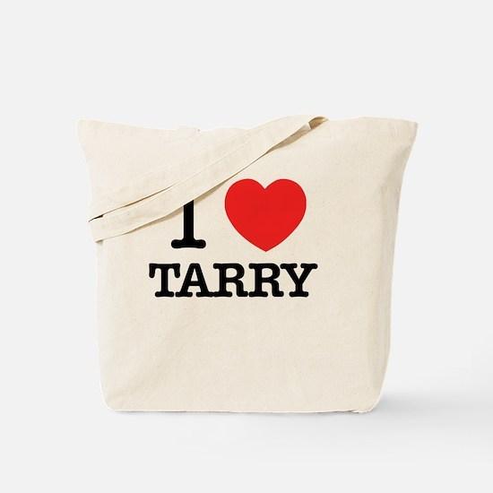 Cute Tarried Tote Bag