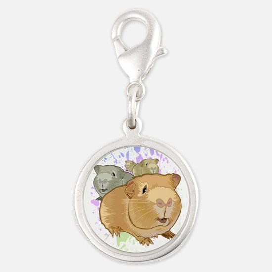 Guinea Pigs Charms