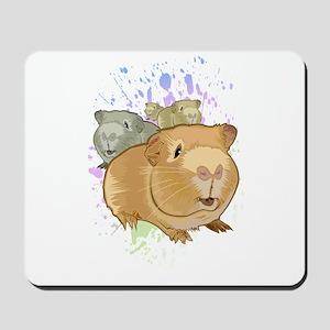 Guinea Pigs Mousepad