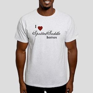 Spotted Saddle horses T-Shirt