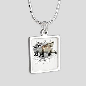 Ferrets Necklaces