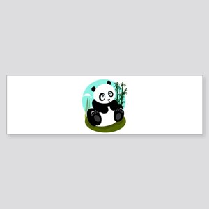 Baby Panda Bumper Sticker