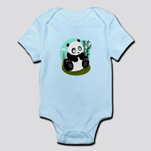 Baby Panda Body Suit