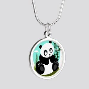 Baby Panda Necklaces