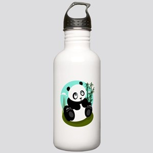 Baby Panda Stainless Water Bottle 1.0L