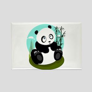 Baby Panda Magnets