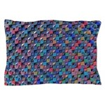 Colored Glass Pillow Case