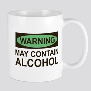 May Contain Alcohol Mug