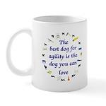Best Dog For Agility Mug