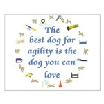 Best Dog For Agility Small Poster