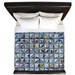 Newspaper King Duvet